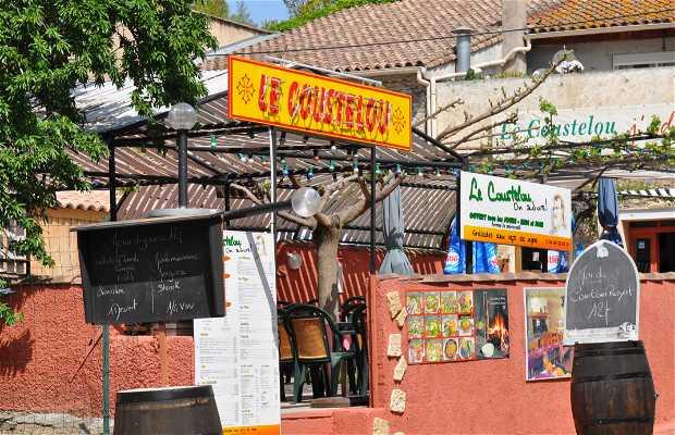 restaurante Lou Coustelou