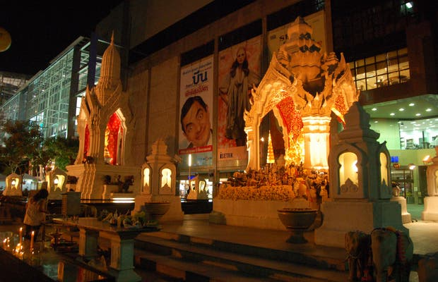 Festival Songkran - Capodanno Tailandese