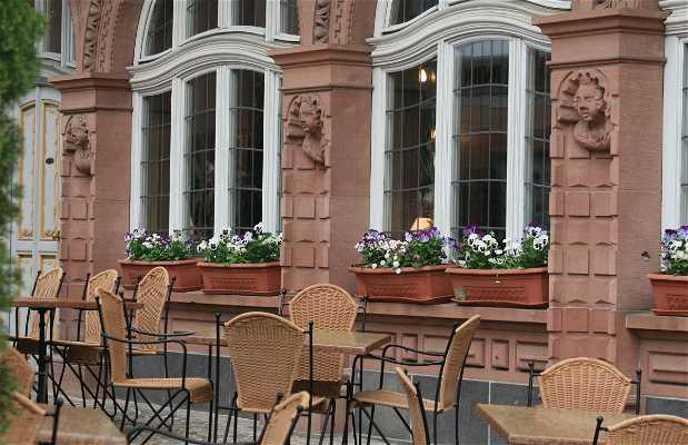 Restaurante Schwarzen Stern