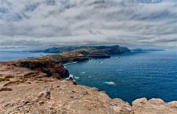 Ponta do Rostro, Madeira, Portugal