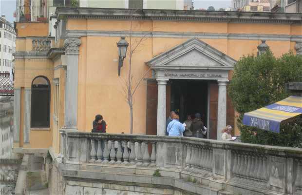 Oficina municipal de turismo en girona 4 opiniones y 5 fotos for Oficina de extranjeria girona