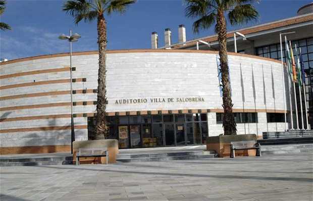Auditorium Salobrena Ville