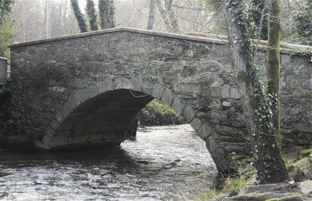 Puentes sobre los ríos Baxoi y Lambre