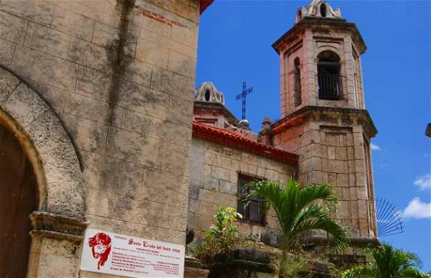 Iglesia del Santo Cristo del Buen Viaje