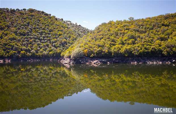 Ruta Fluvial - El Barco del Tajo