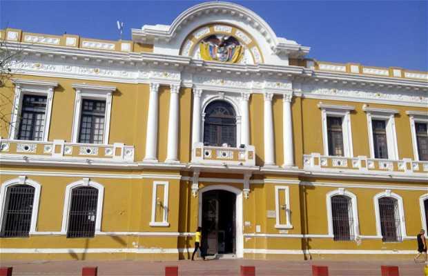 Palacio Municipal de Santa Marta
