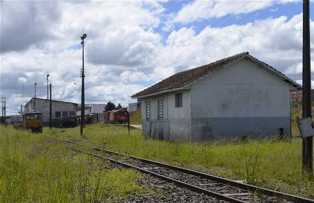 Estação Férrea de Lages