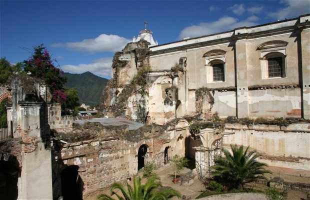 Ruins of Antigua