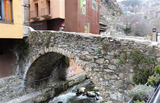 Puente d'Escaldes