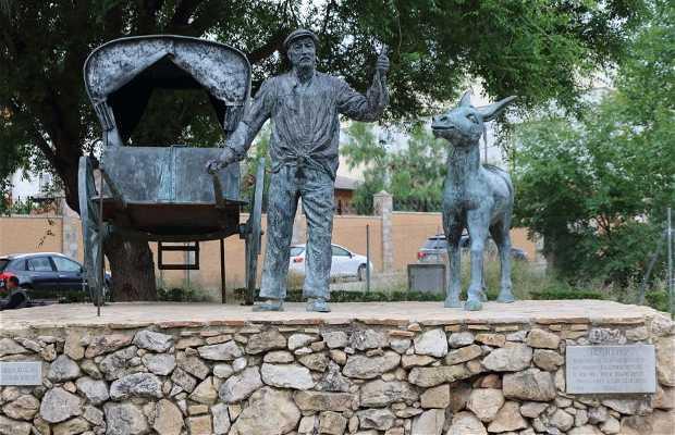 Estatua del Tio Pep