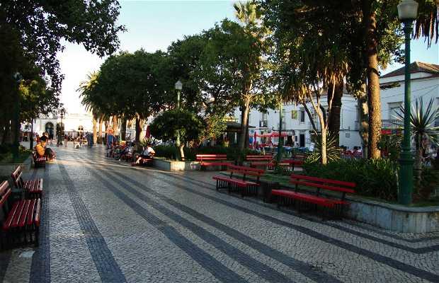 Jardim Público de Tavira