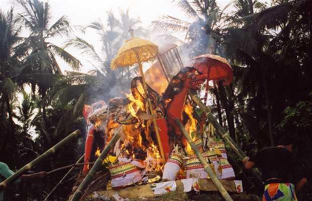 Ceremonia de Cremación