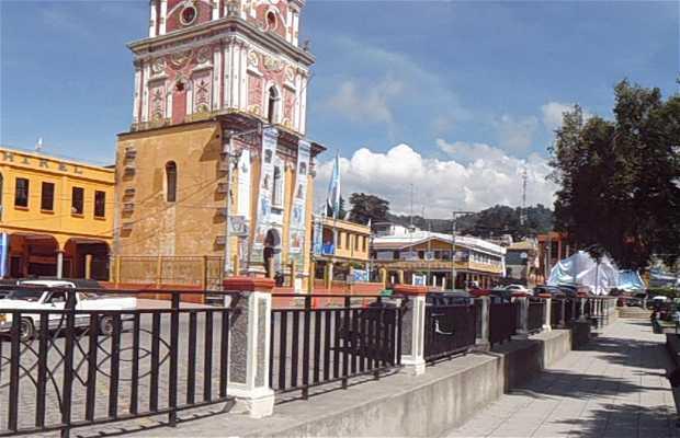 Catedral de Nuestra Señora de la Asunción de Sololá