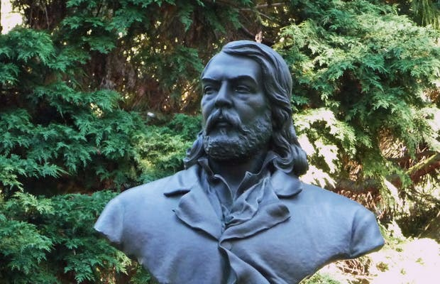 Théophile Gautier Buste