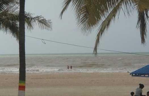 La plage de Riohacha