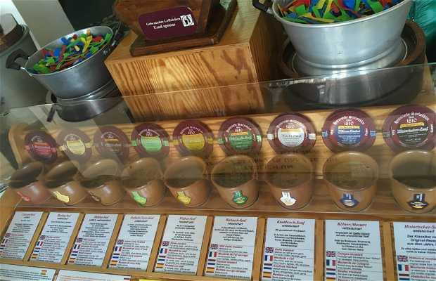 Mustard Museum & Mustard Shop