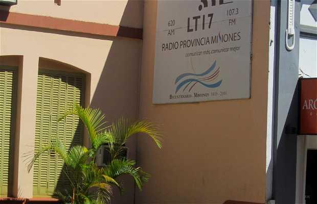 LT17 Estação de Rádio de Misiones