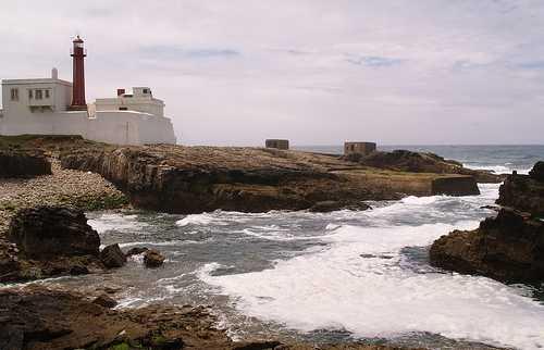 Faro del Cabo Raso