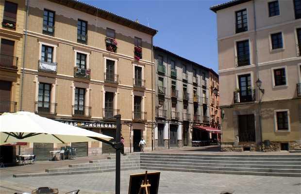 Plaza Don Gutierre