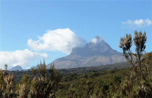 Pico Mawenzi