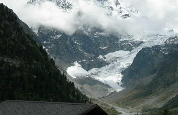 Estación de esquí de Arolla y Monte Collon
