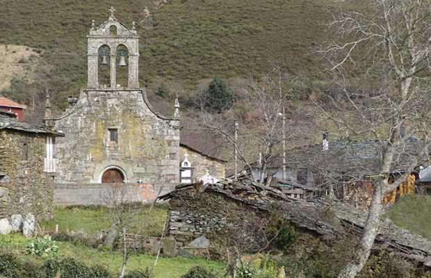 iglesia de Santa María de Cerdedelo