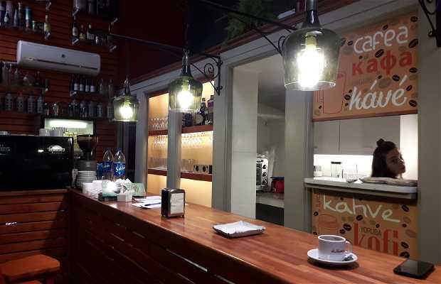 Café del Pasaje