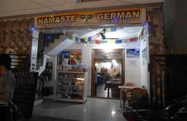 Namaste Restaurant and German bakery