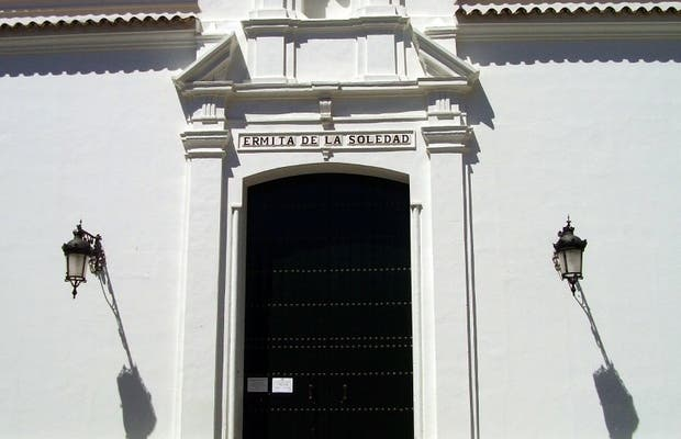 Hermita de la Soledad a Huelva