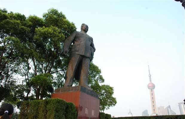 Estatua de Mao
