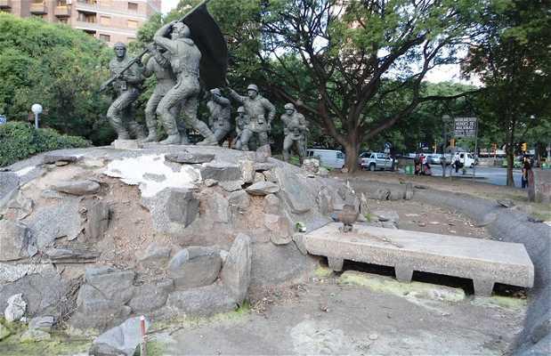 Estatua de los Héroes de la Guerra de las Malvinas