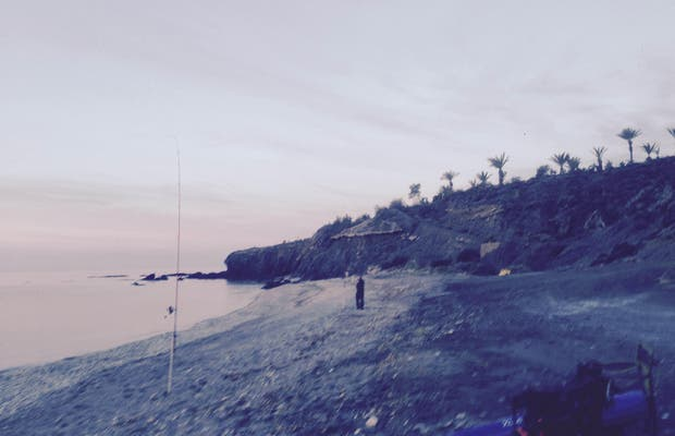 Playa San Juan Terreros