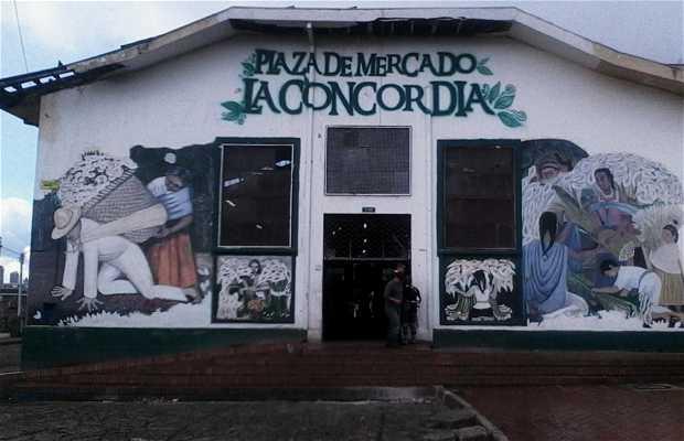 Plaza de Mercado La Concordia