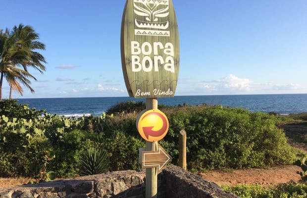 Baracca Bora Bora