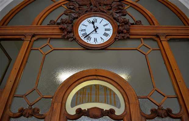 Cremona Railway Station