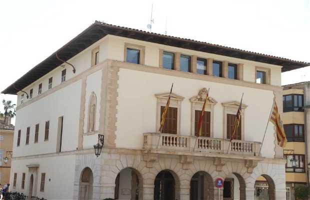 Casa de la Vila de Muro