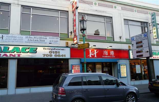 Quartier chinois de Liverpool