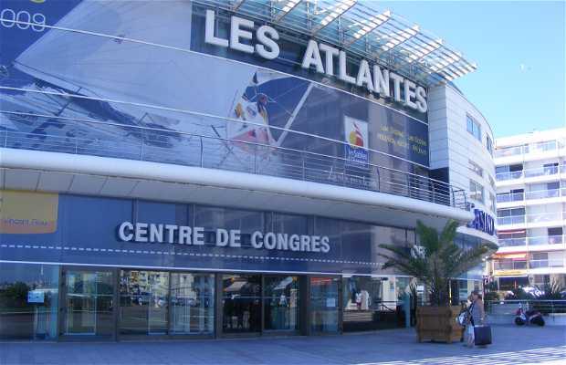 Centro de congresos Les Atlantes