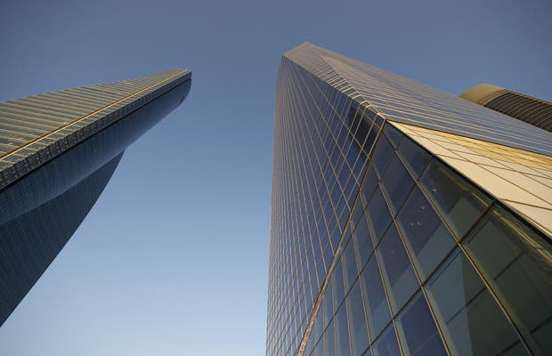 Four towers Business Area