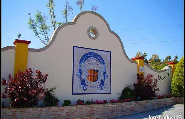 Escuela de Arte Ecuestre Estepona