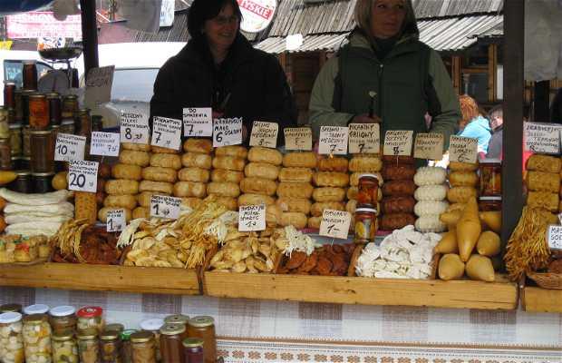 """Oscypek"", queso de los Tatras"