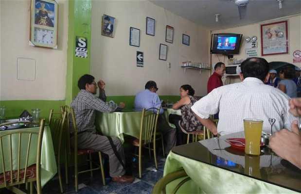 Restaurant La esquina del sabor