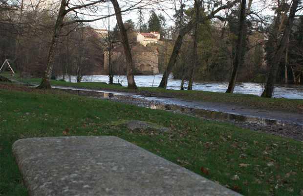 Parc de la Garenne Lemot