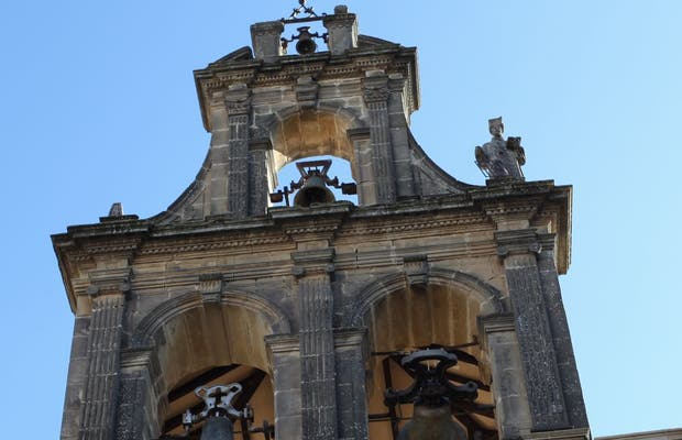 Santa María de los Reales Alcázares church
