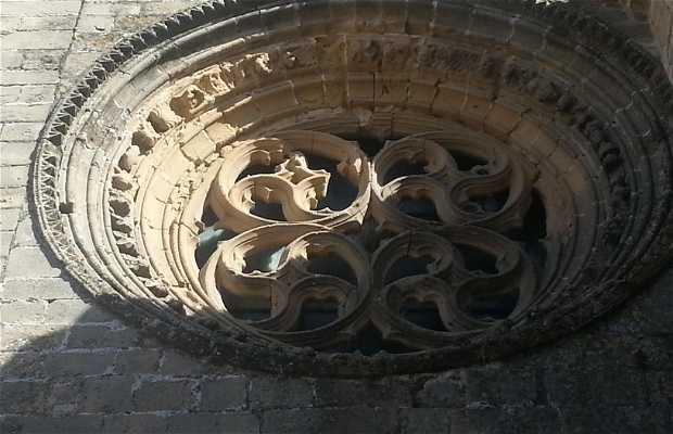 Portede la Lune de la cathédrale de Baeza