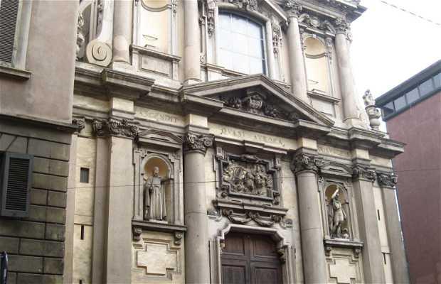 Iglesia de Santa Maria della Porta
