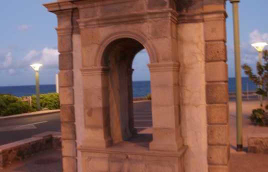 Arc de triomphe de La Réunion