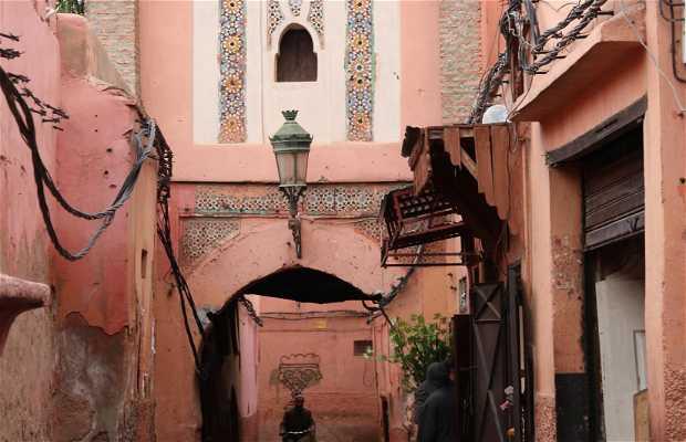 Barrio de Ben Slimane