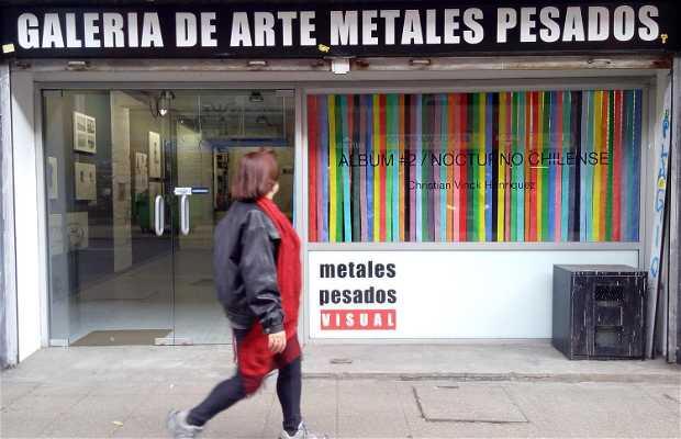 Galería Metales Pesados