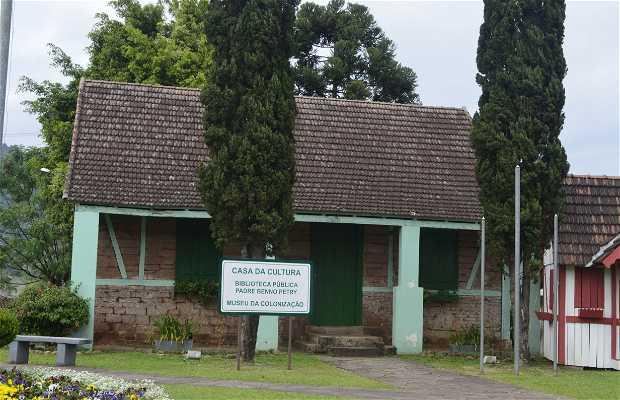 Casa da Cultura de Vale Real
